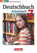 Deutschbuch Gymnasium 7. Jahrgangsstufe - Bayern - Arbeitsheft mit Lösungen