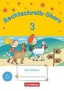 Rechtschreib-Stars 3. Schuljahr - Übungsheft
