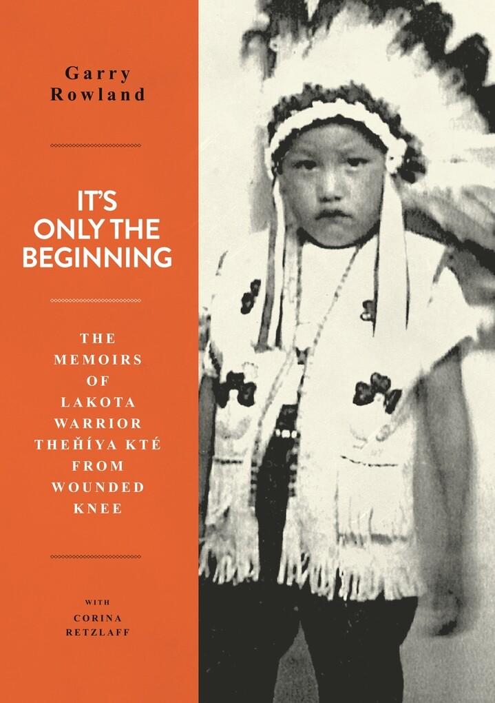 It's Only The Beginning als Buch (kartoniert)
