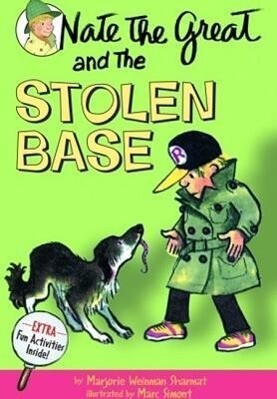 Nate the Great and the Stolen Base als Taschenbuch