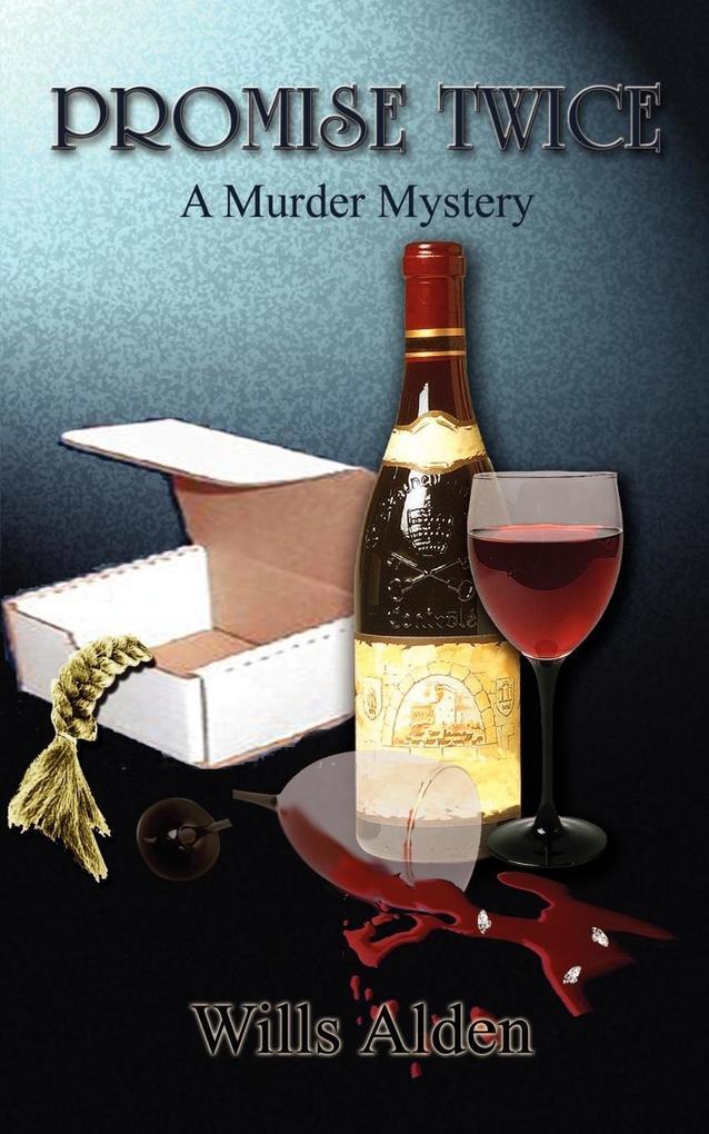 Promise Twice: A Murder Mystery als Taschenbuch