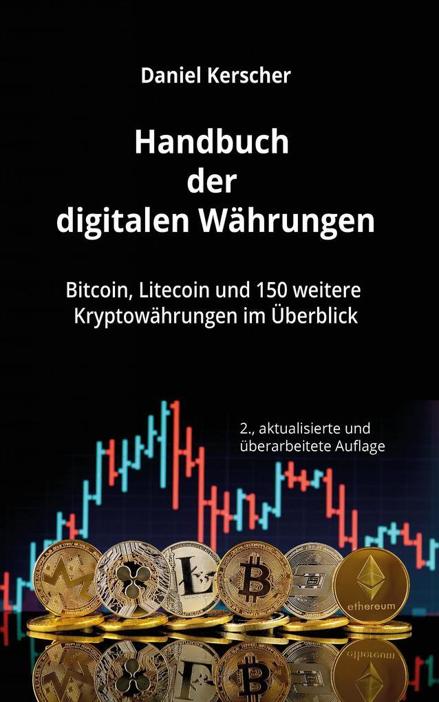 Handbuch der digitalen Währungen als eBook epub