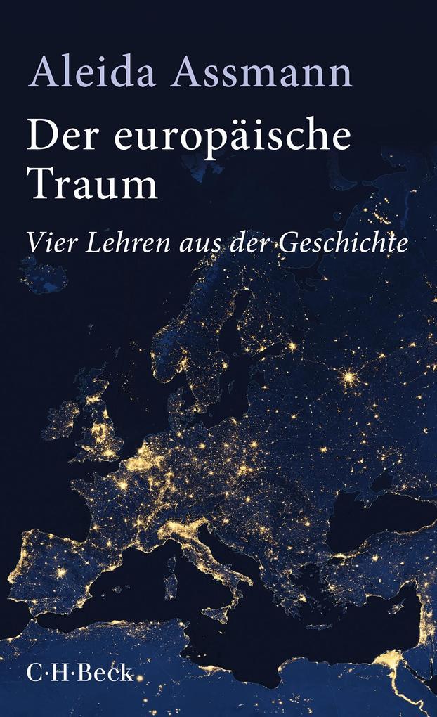 Der europäische Traum als Buch (kartoniert)