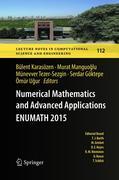 Numerical Mathematics and Advanced Applications ENUMATH 2015