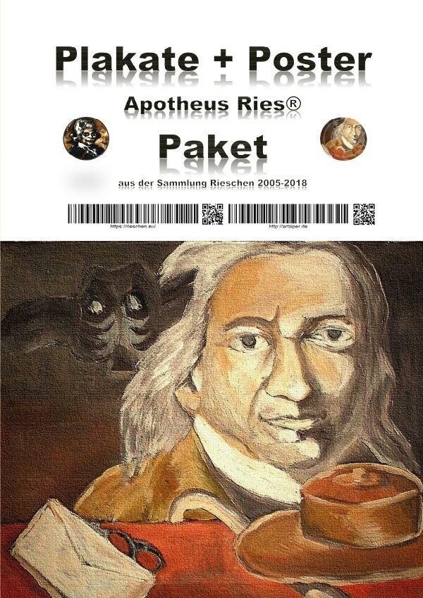 Plakate + Poster von Apotheus Ries® als Buch (kartoniert)