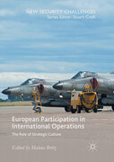 European Participation in International Operations