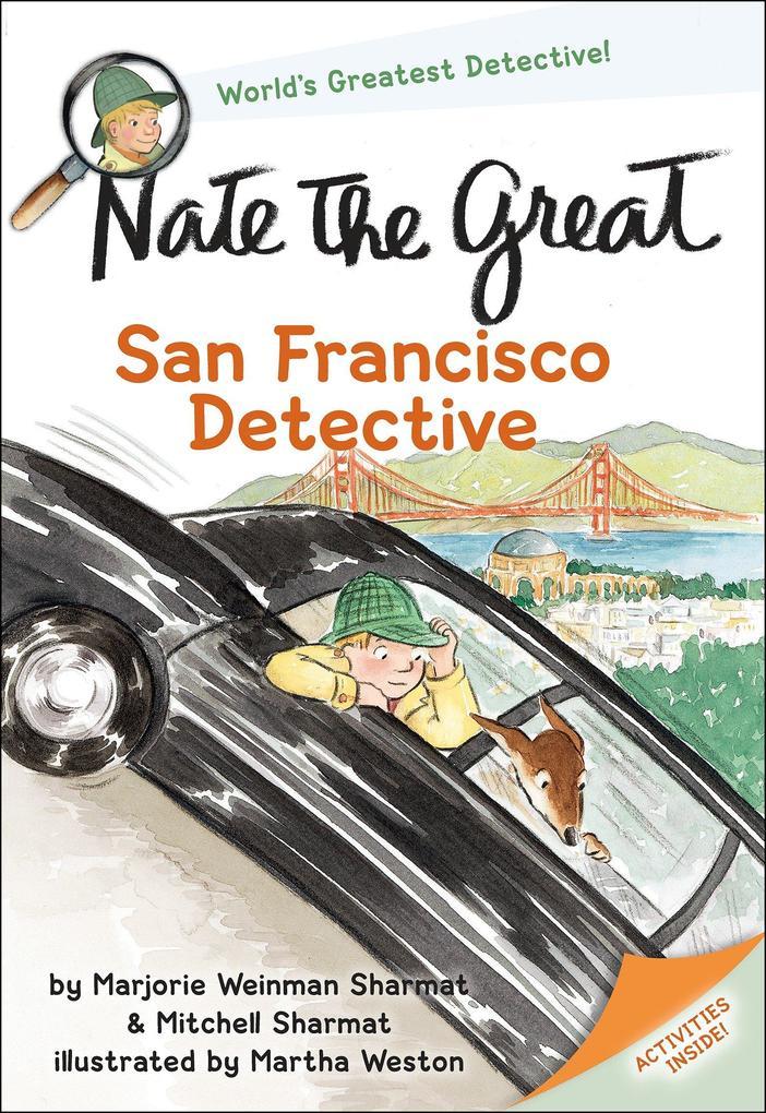Nate the Great, San Francisco Detective als Taschenbuch