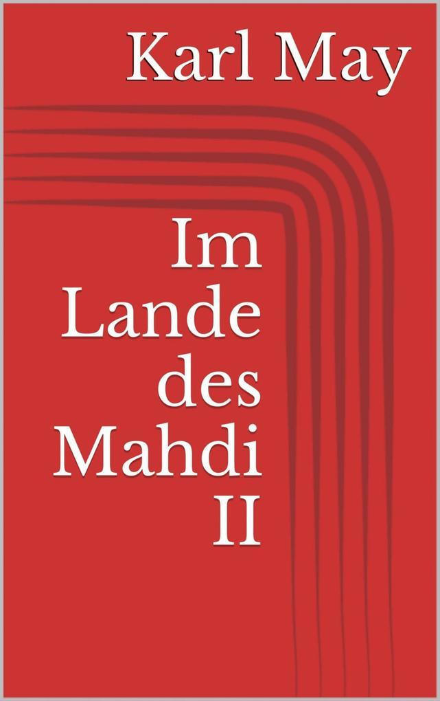 Im Lande des Mahdi II als eBook epub