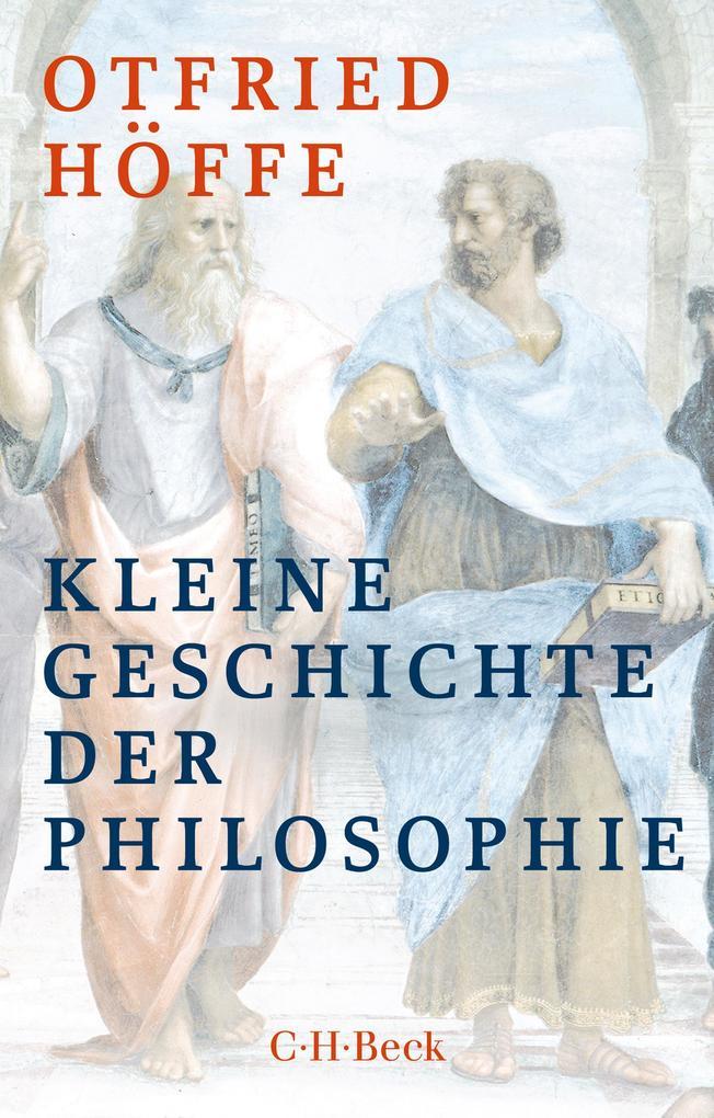 Kleine Geschichte der Philosophie als eBook epub