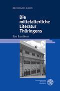 Die mittelalterliche Literatur Thüringens