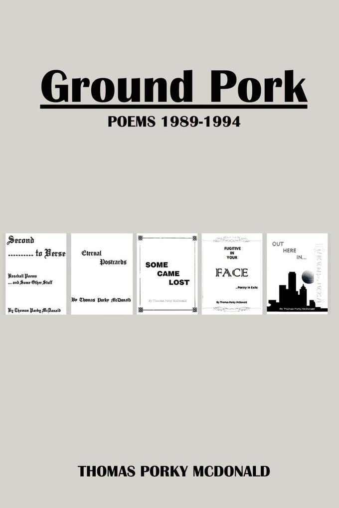 Ground Pork als Taschenbuch