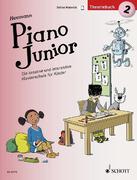 Piano Junior: Theoriebuch 2