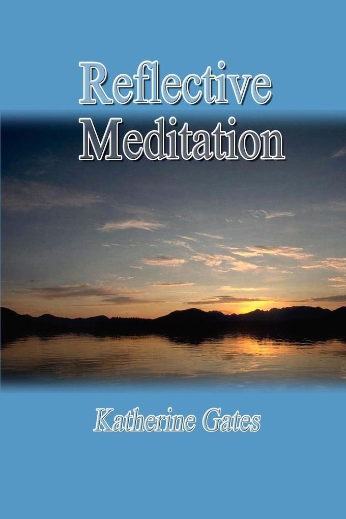 Reflective Meditation als Taschenbuch