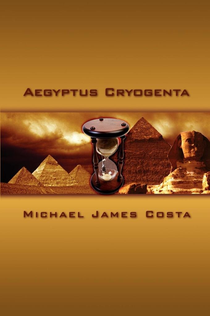 Aegyptus Cryogenta als Taschenbuch
