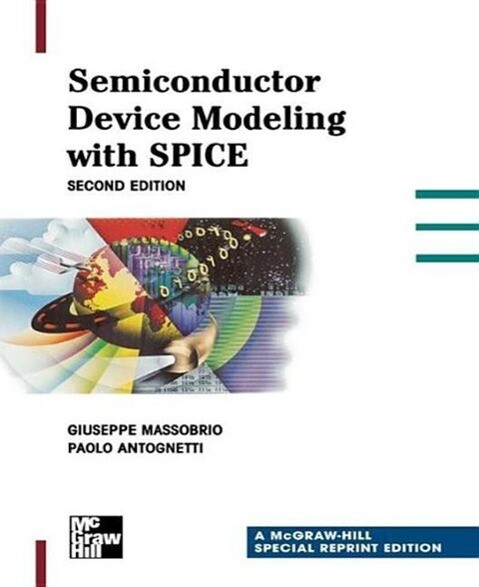 Semiconductor Device Modeling with Spice als Taschenbuch