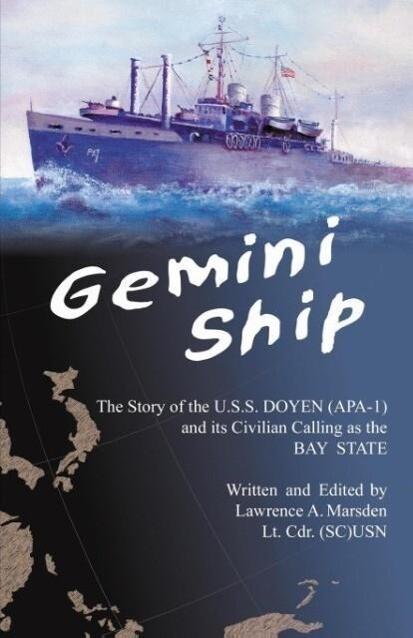 Gemini Ship als Taschenbuch