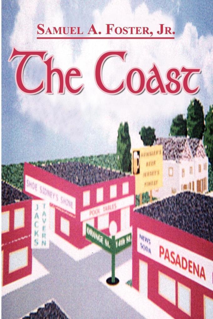 The Coast als Taschenbuch