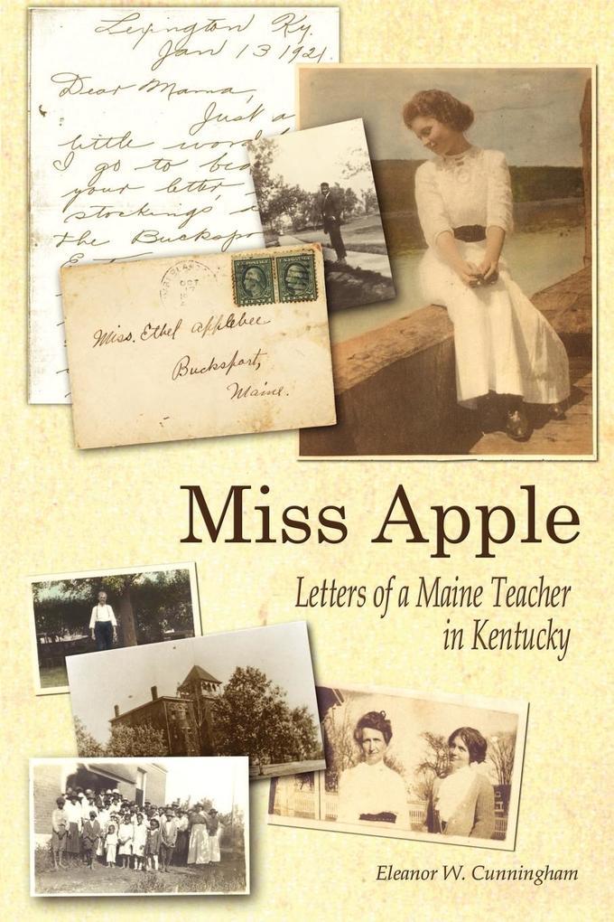 Miss Apple als Taschenbuch