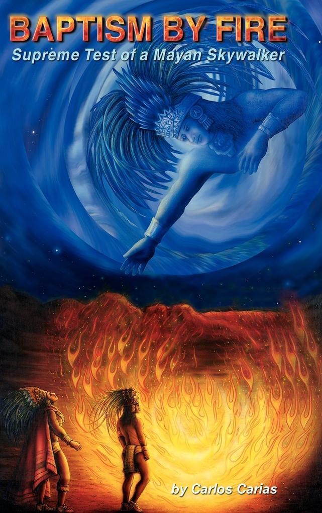 BAPTISM by FIRE als Buch (gebunden)