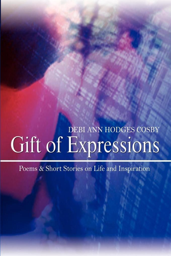 Gift of Expressions als Taschenbuch