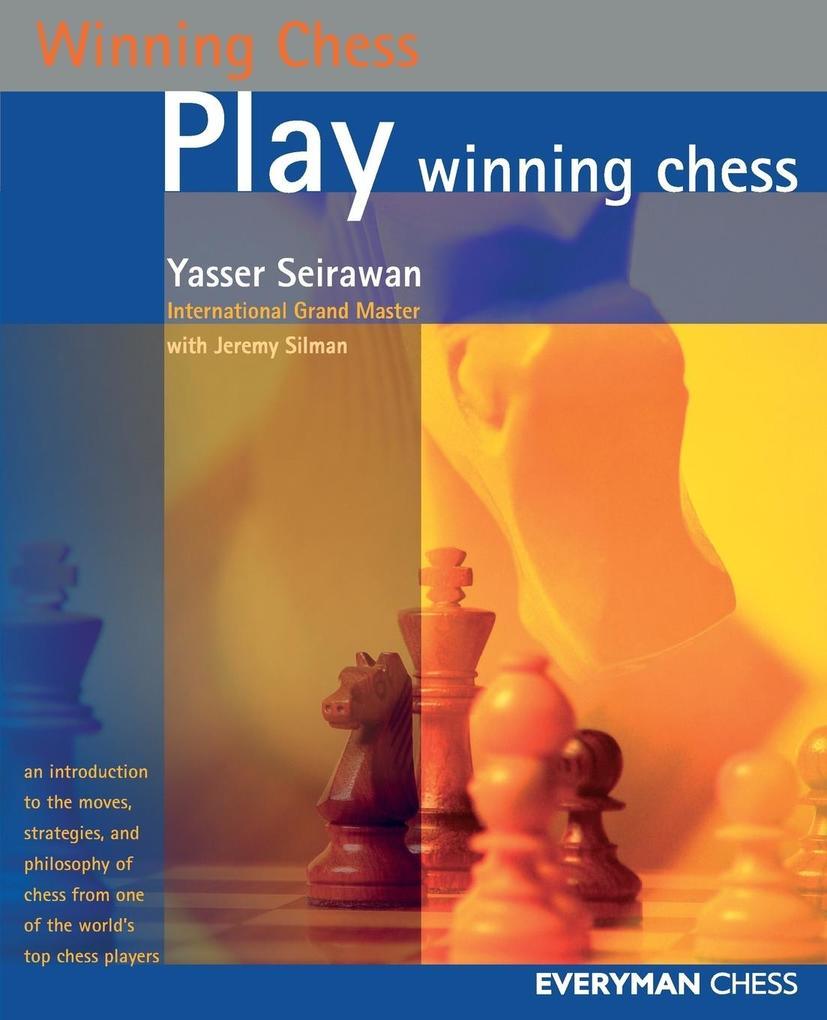 Play Winning Chess als Buch (kartoniert)