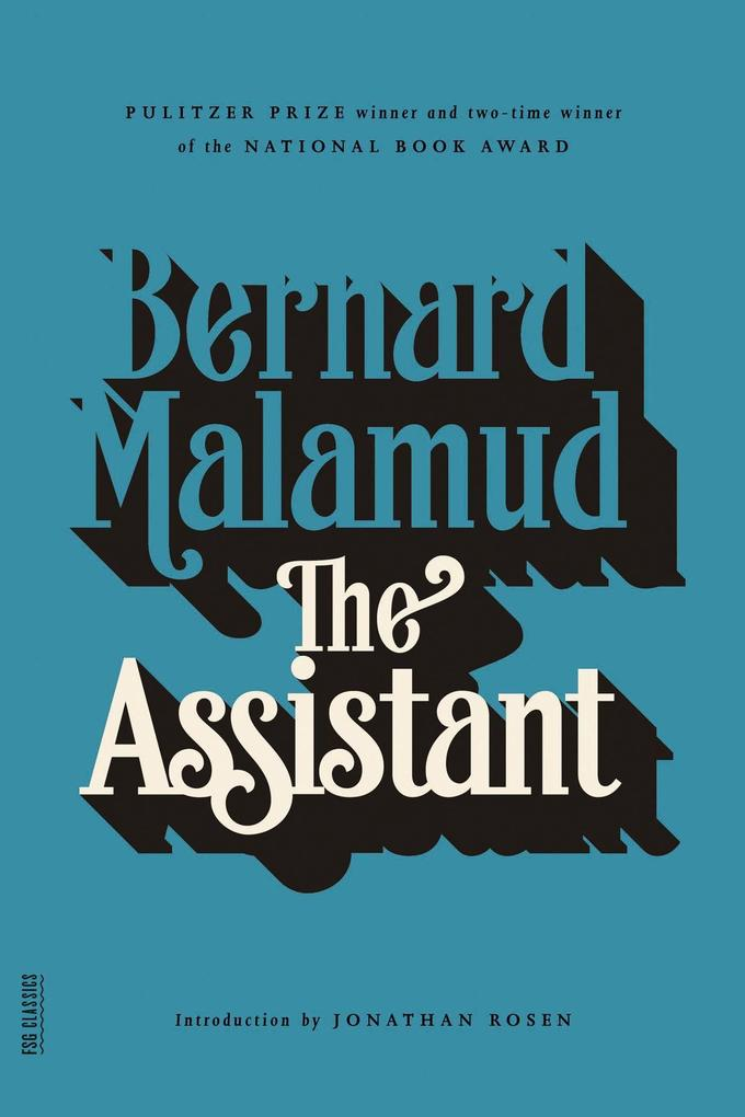 The Assistant als Buch (kartoniert)