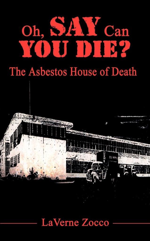 Oh, Say Can You Die? als Taschenbuch