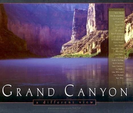 Grand Canyon a Different View als Buch (gebunden)