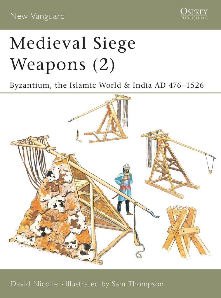 Medieval Siege Weapons als Taschenbuch