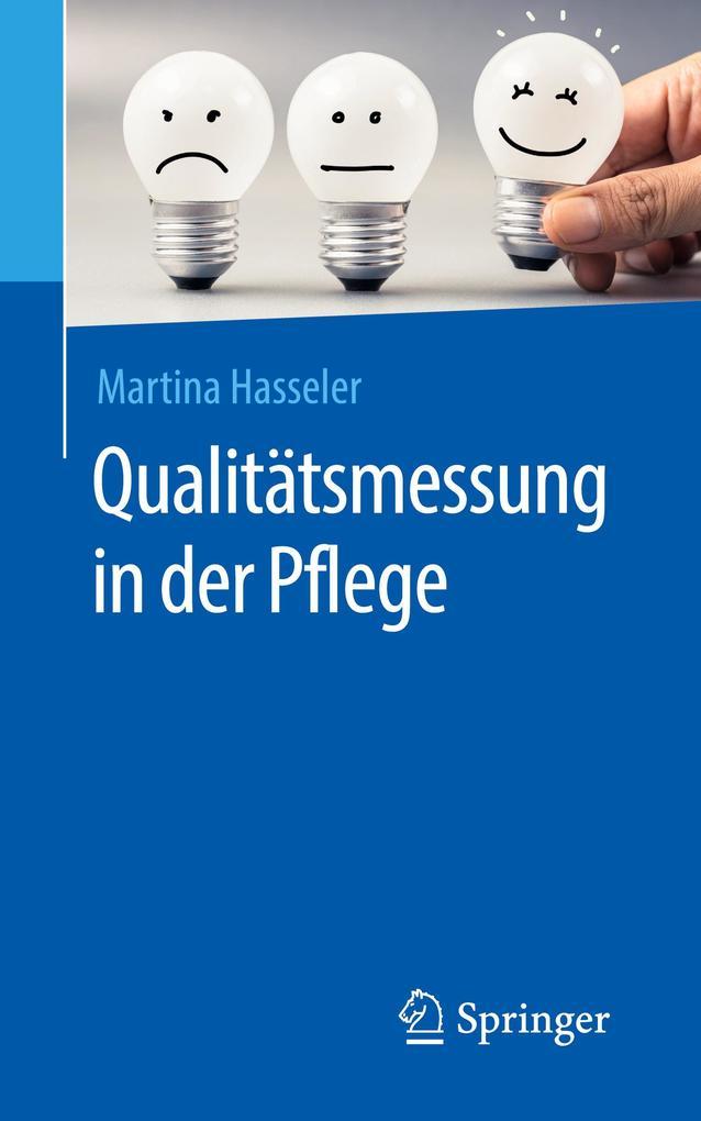 Qualitätsmessung in der Pflege als Buch (kartoniert)