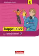 Doppel-Klick 7. Jahrgangsstufe - Mittelschule Bayern - Arbeitsheft mit interaktiven Übungen auf scook.de.Für Regelklassen