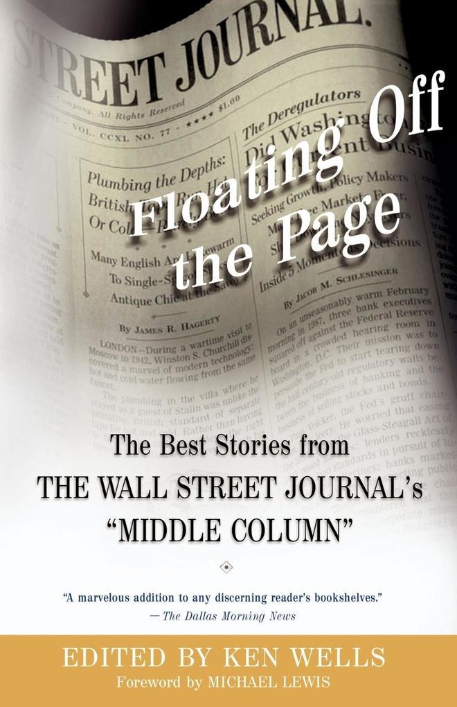 Floating Off the Page als Taschenbuch