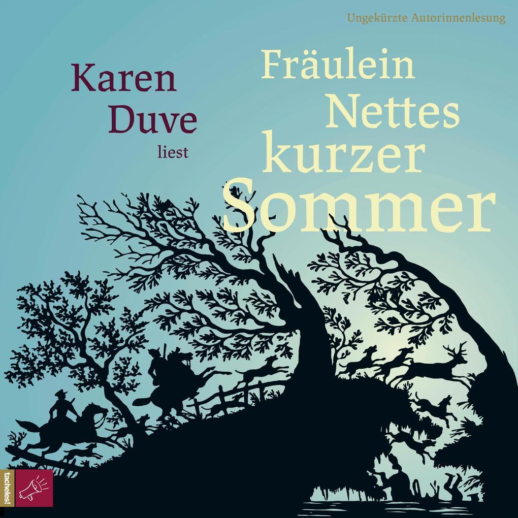 Fräulein Nettes kurzer Sommer als Hörbuch Download