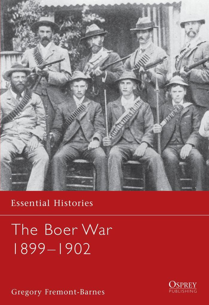 The Boer War 1899-1902 als Taschenbuch