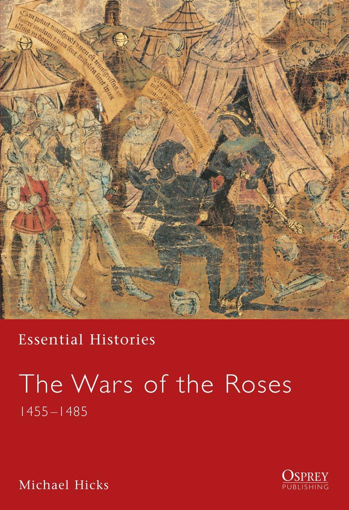 The Wars of the Roses 1455-1485 als Taschenbuch