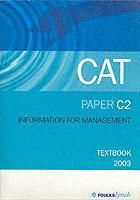 INFORMATION FOR MANAGEMENT C2 als Taschenbuch