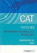 INFORMATION TECHNOLOGY B3