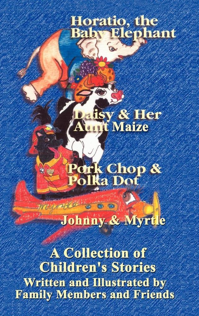 A Collection of Children's Stories als Buch (gebunden)