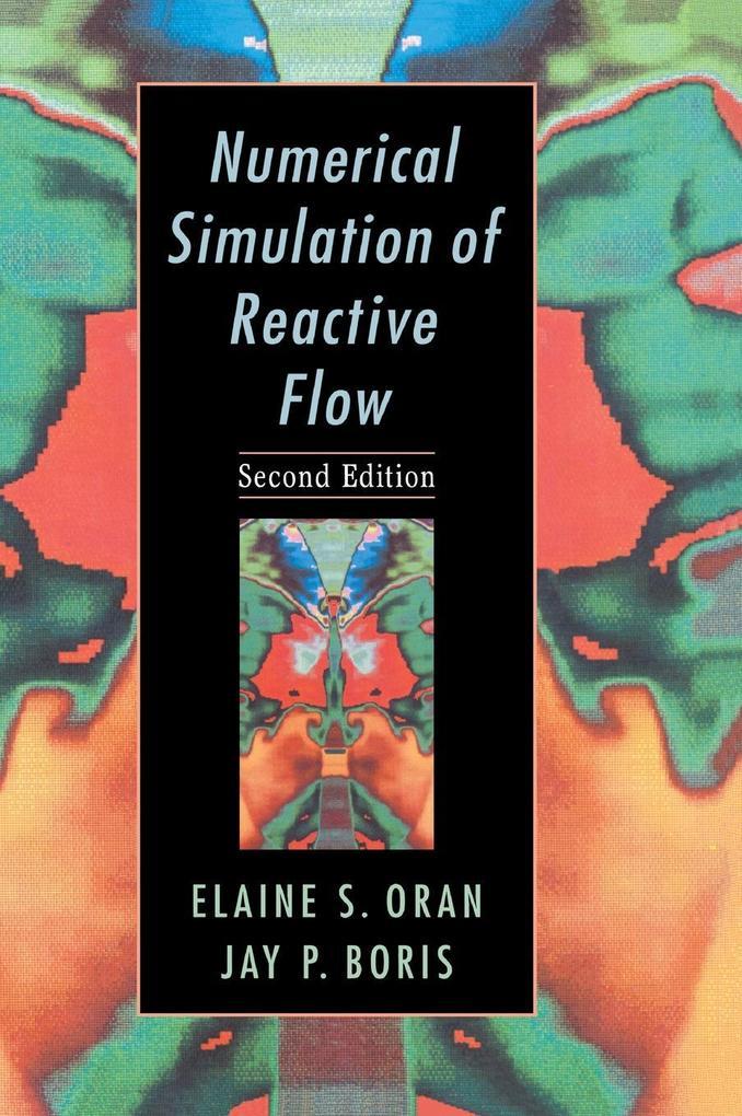 Numerical Simulation of Reactive Flow als Buch (gebunden)