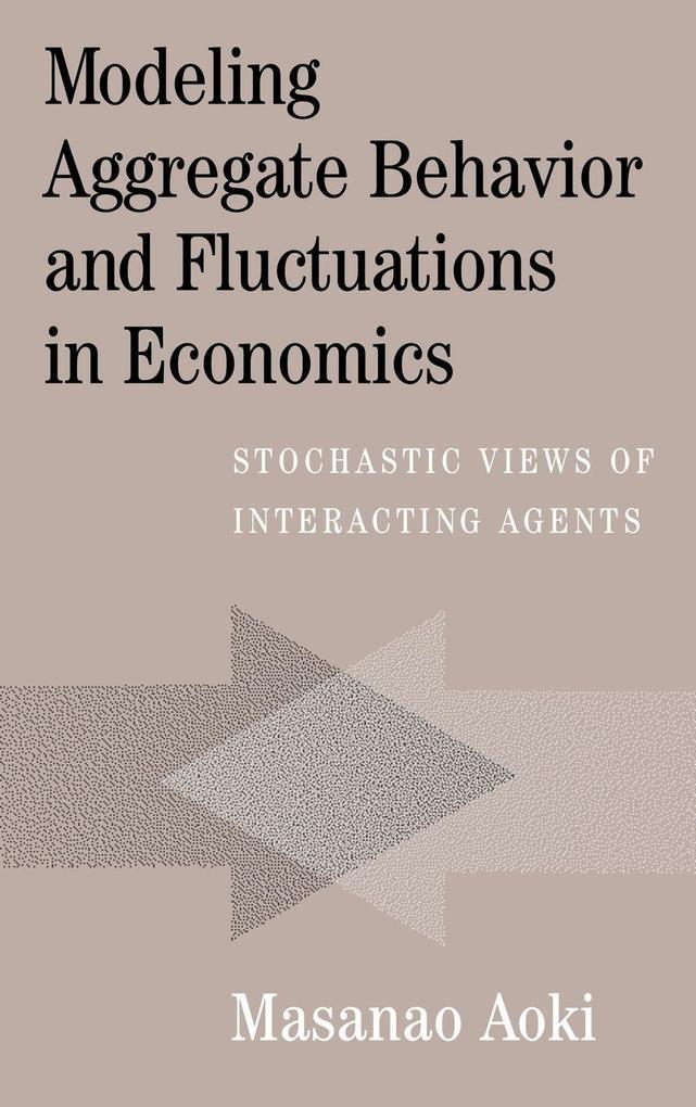 Modeling Aggregate Behavior and Fluctuations in Economics als Buch (gebunden)
