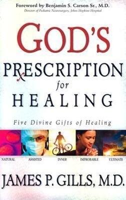 God's Prescription for Healing als Buch (gebunden)