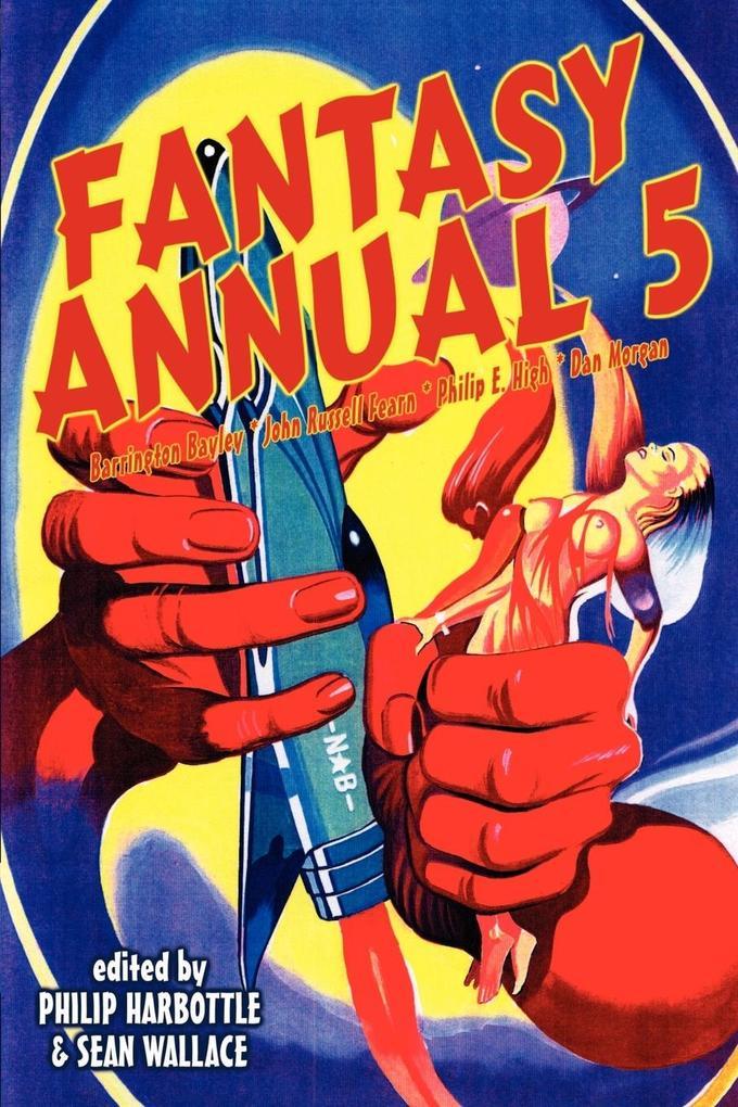 Fantasy Annual 5 als Taschenbuch