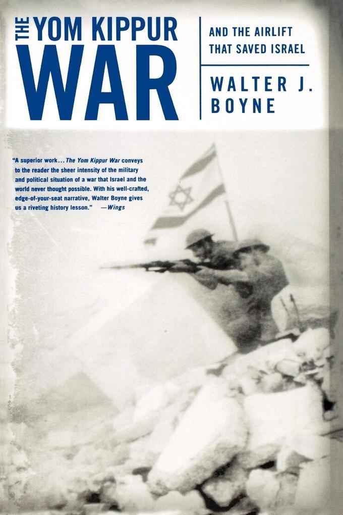The Yom Kippur War als Taschenbuch
