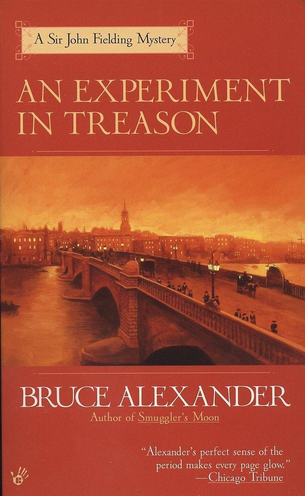 An Experiment in Treason als Taschenbuch