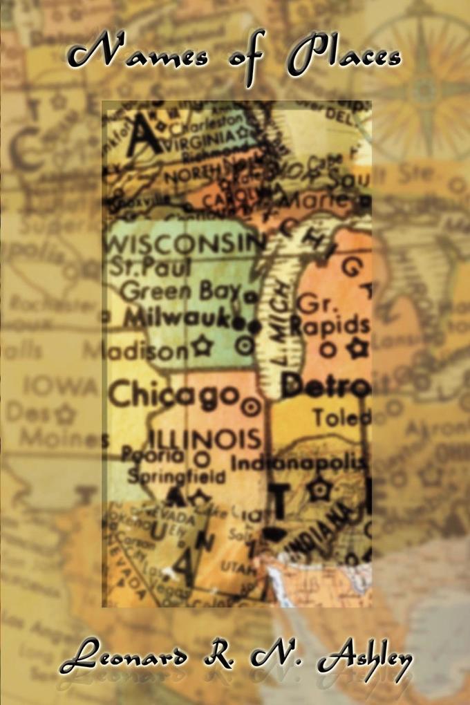 Names of Places als Taschenbuch