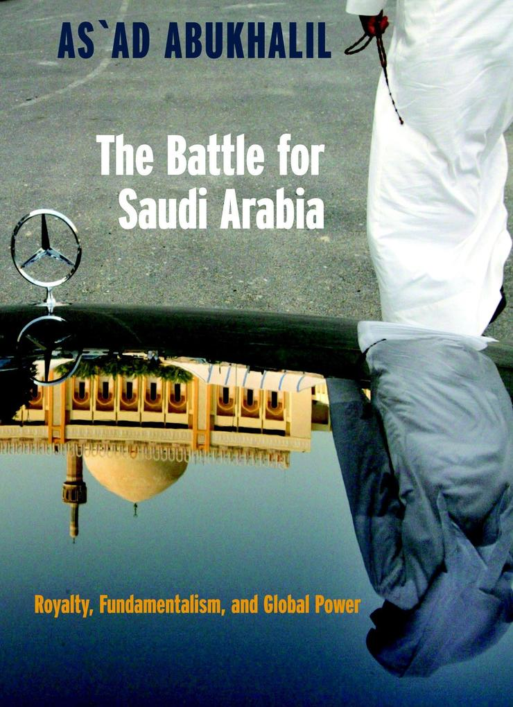 The Battle For Saudi Arabia als Taschenbuch