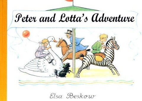 Peter and Lotta's Adventure als Buch (gebunden)