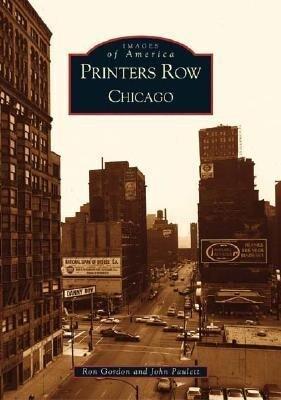 Printers Row, Chicago als Taschenbuch