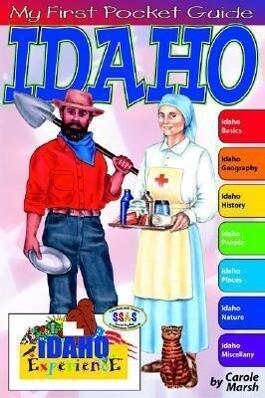 My First Pocket Guide about Idaho als Taschenbuch