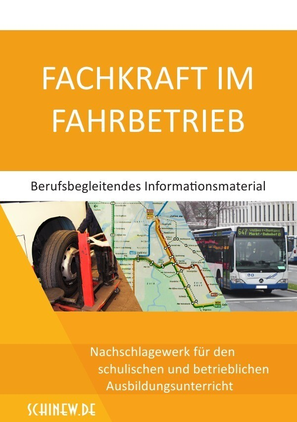 Fachkraft im Fahrbetrieb - Berufsbegleitendes Informationsmaterial als Buch (kartoniert)